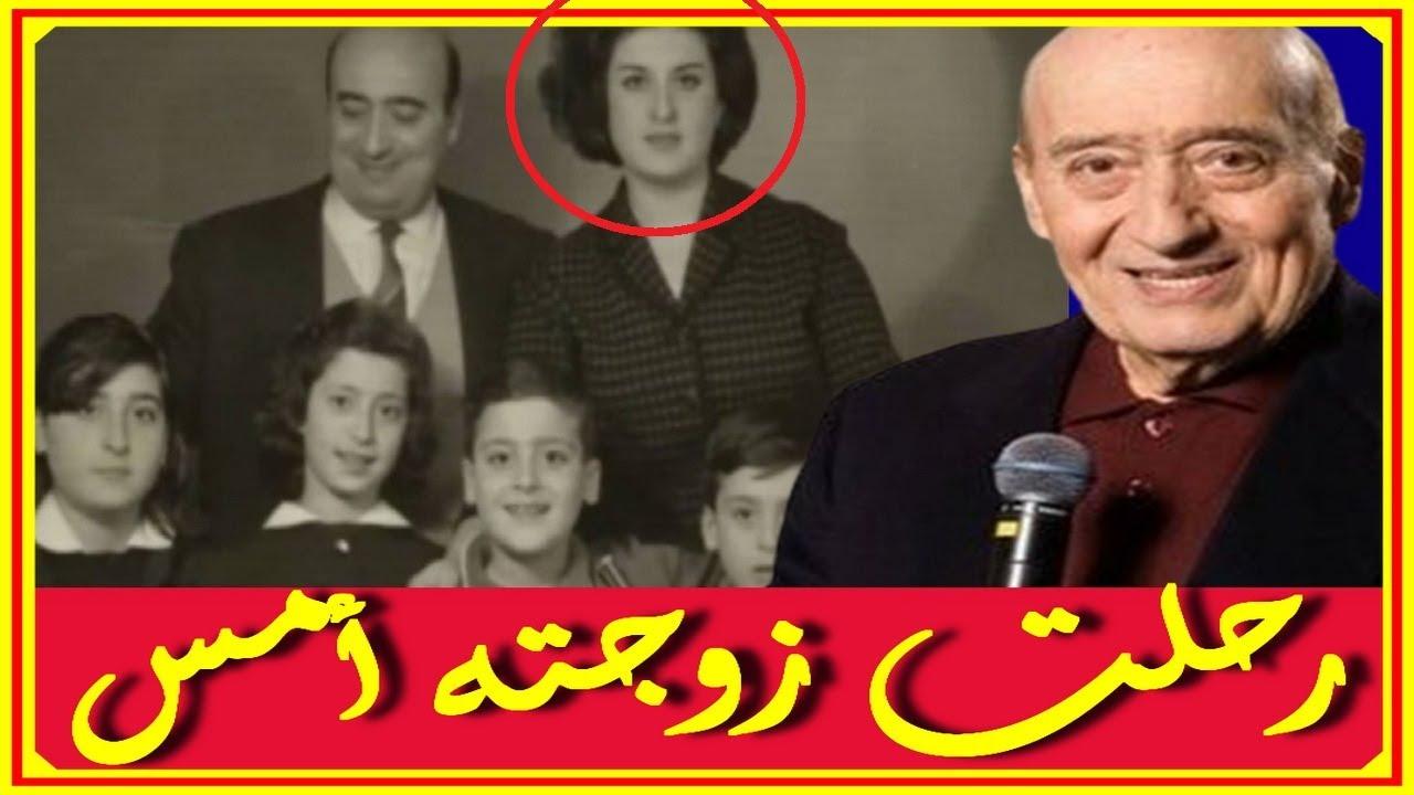 ر حيل زوجة وديع الصافى أمس..صاحب اغنية عظيمة يامصر ويحمل 4 جنسيا ت وصوره مع العمالقة | اخبار النجوم
