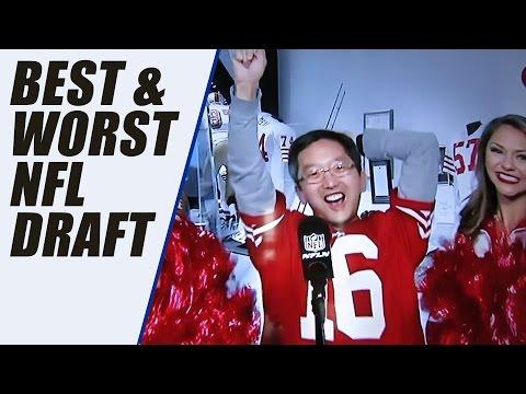 Best & Worst of NFL Draft