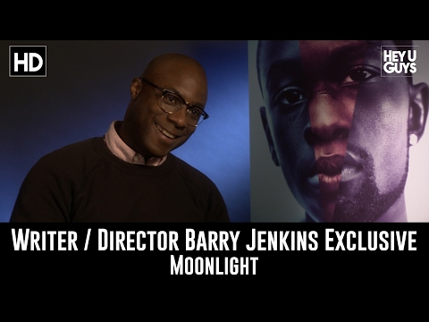 Director Barry Jenkins Exclusive Interview - Moonlight