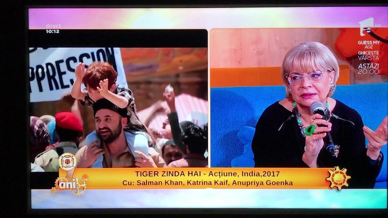Irina Margareta Nistor prezinta Tigrul: Misiune de salvare p1