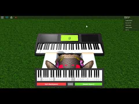 Fur Elise Roblox Piano Advanced Youtube