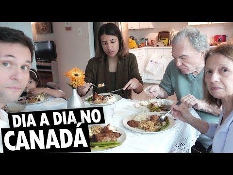 COMO É NOSSO DIA A DIA no CANADÁ? - Vlog Ep.116