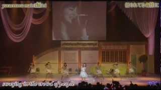 [english sub] Mano Erina - Scramble (Prologue ~Otome no Inori~) LIVE *preview*