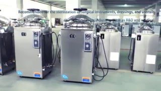 bluestone autoclave sterilizer manufacturer