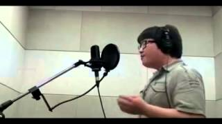 "Korean singing ""All the Things Your man Won"