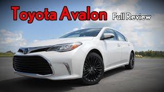 2018 Toyota Avalon: Full Review   Limited, Touring, XLE (Premium / Plus) & Hybrid