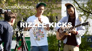 Rizzle Kicks - Crazy Little Thing Called Love - Queen Week on Secret Sessions