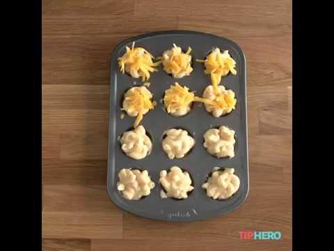 Mac Cheese Bites