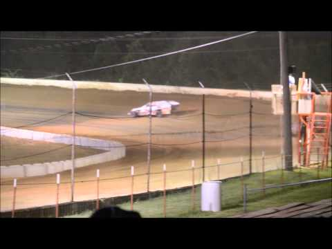 West Siloam Speedway B-mods July 4th 2014