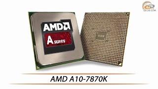 AMD A10-7870K - обзор и тестирование APU