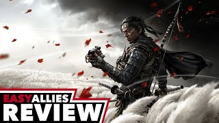 Ghost of Tsushima - Easy Allies Review (Video Game Video Review)