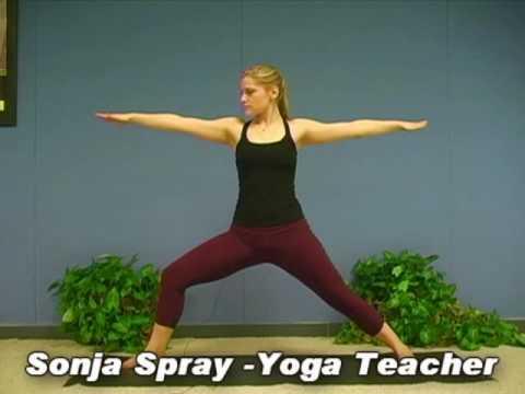 yoga poses w/ sonja 3 warrior 2 asana virabhadrasana yoga