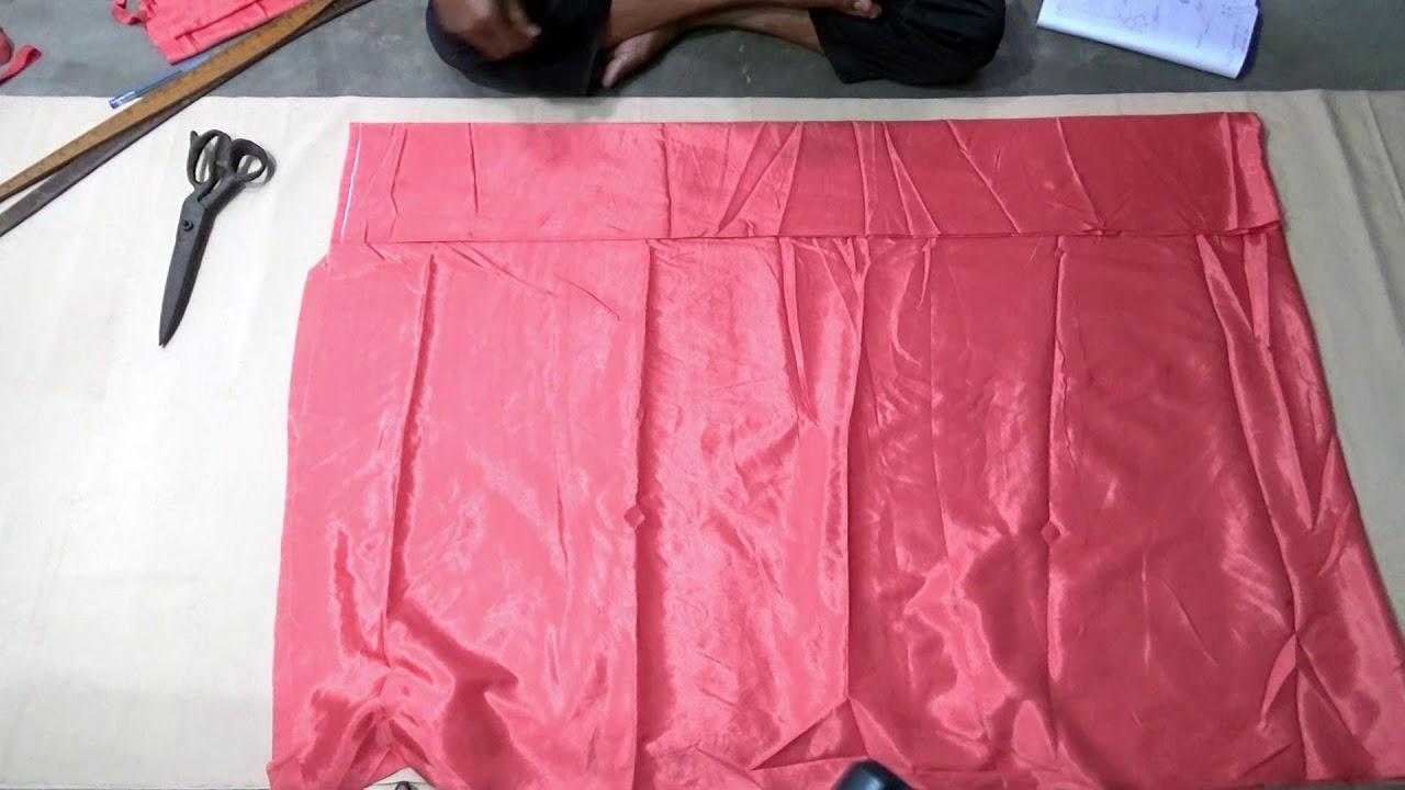 Semi Patiala Salwar Cutting in Hindi - YouTube