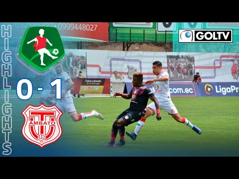 Mushuc Runa Tecnico U. Goals And Highlights
