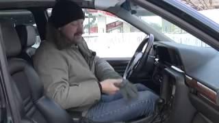 тест драйв Opel Senator