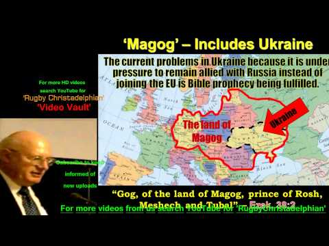 Russia, Putin & The Ukraine: How Putin manipulated his way into Power Foretold in the BIBLE!!!