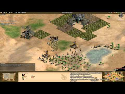 Aoe2 HD: TheViper Vs. Spring (Game 2, Best of 3) (Grand Finals) (9/9/13)