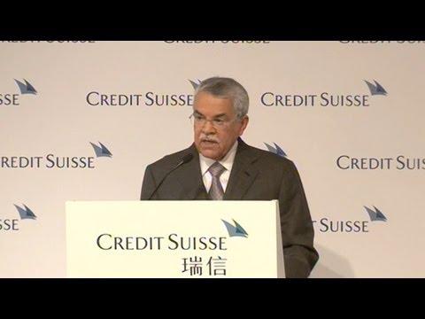 AIC 2013 Replay: Keynote Luncheon: Asia and Saudi Arabia -- partners in prosperity