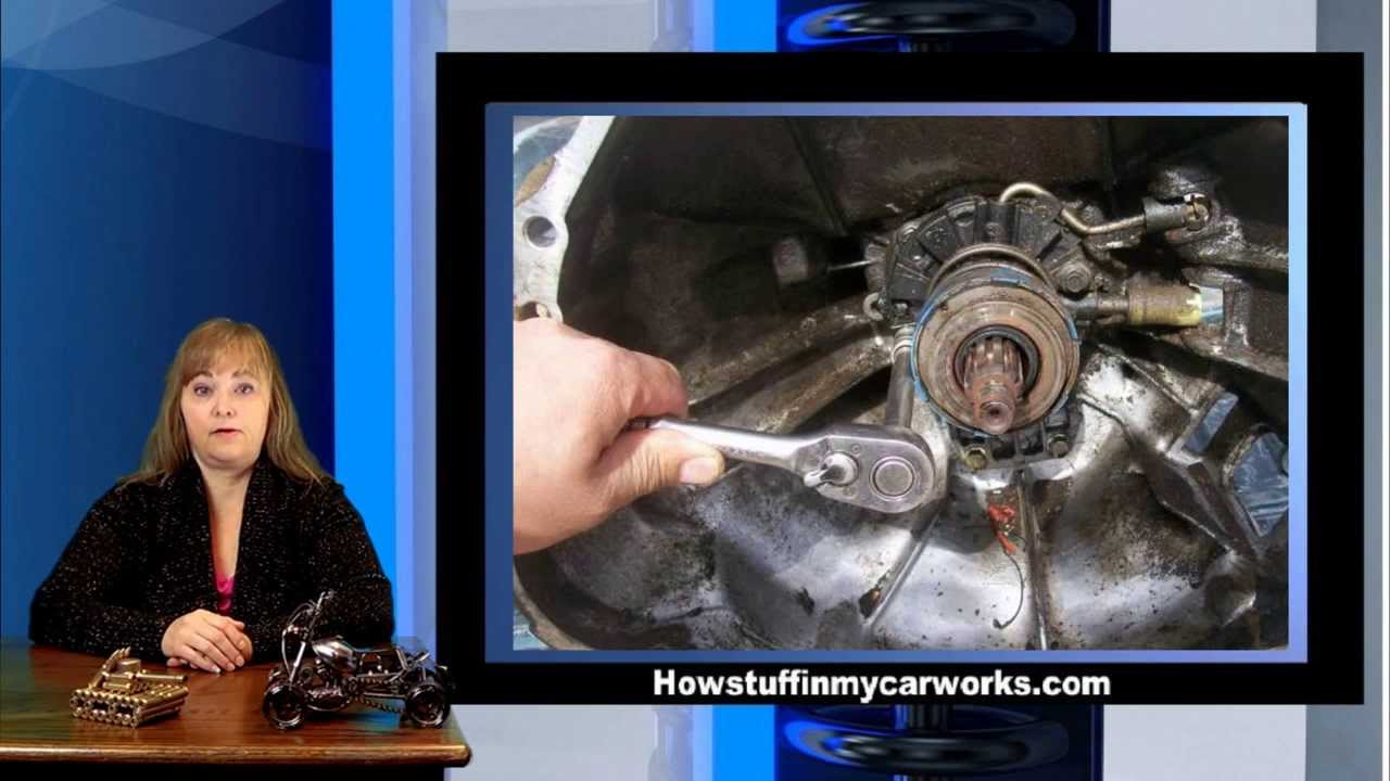 1988 To 1996 Ford F-150 Clutch Slave Cylinder Replacement By Howstuffinmycarworks