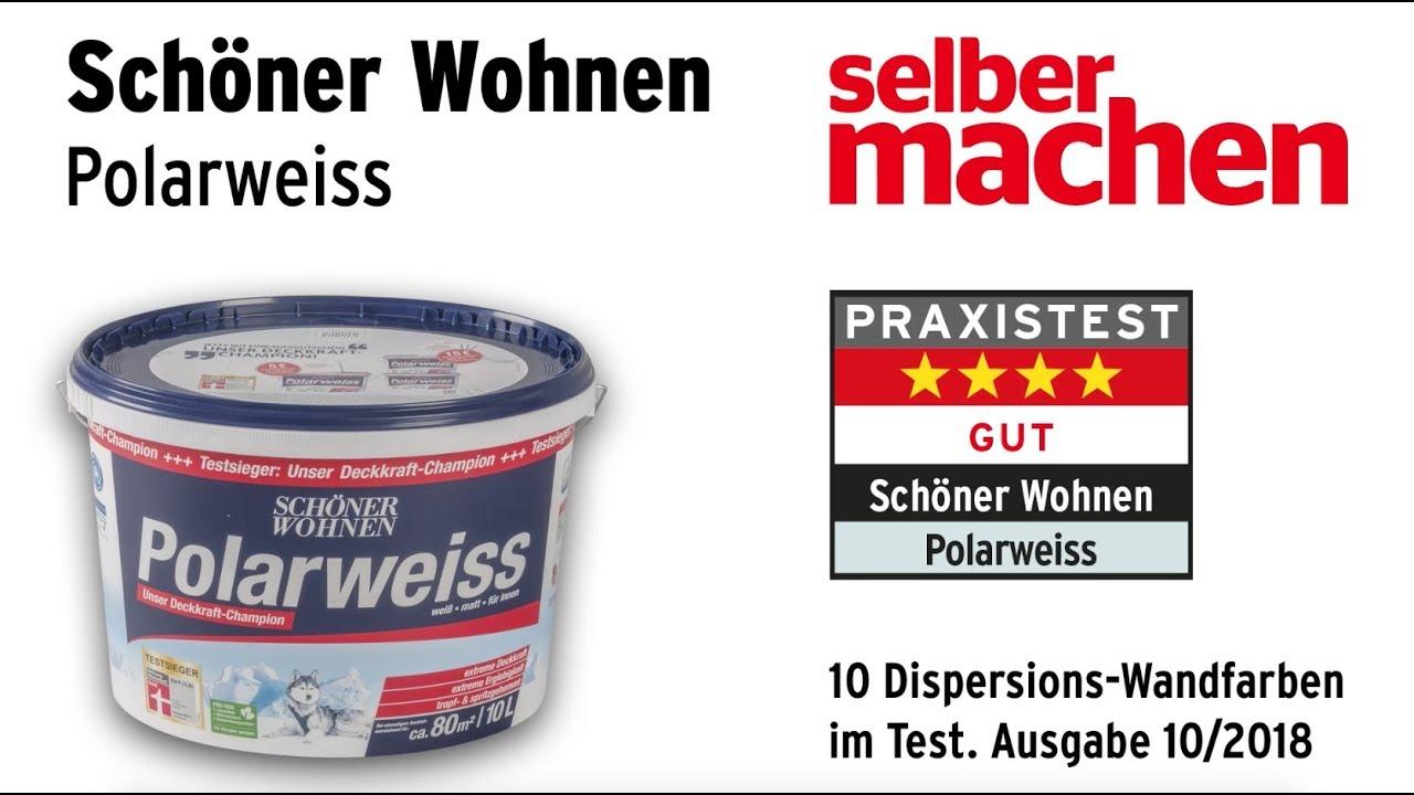 Wandfarbe Weiss Im Test Selbermachen De