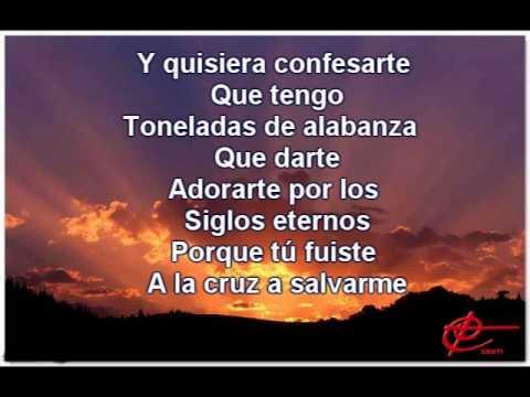 Toneladas De Alabanza - Rolando Garcia con letra