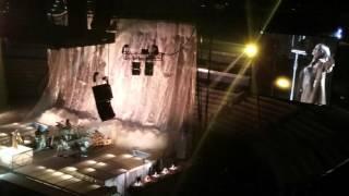 rihanna love on the brain kiss it better antiworld tour tampa 3 13