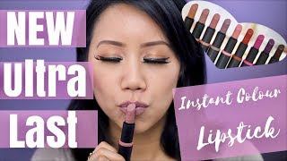 Ultra Last Instant Color Lipstick Review & Swatches | Essence Cosmetics