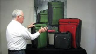 Luggage Pros Video Series - Victorinox Werks Traveler 3.0