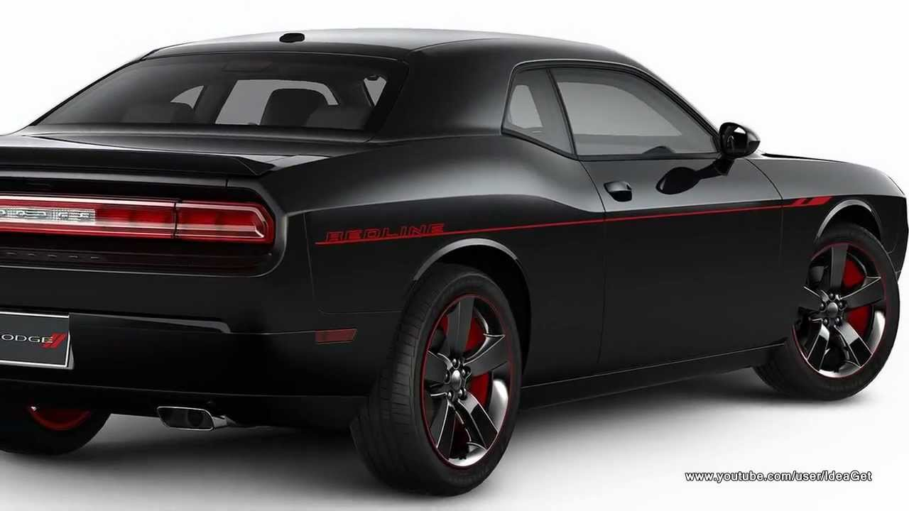 2013 dodge challenger rt redline youtube. Black Bedroom Furniture Sets. Home Design Ideas