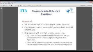 2014 11 24 10 02 Unix   AIX Interview Questions by Sr Interview Panelist