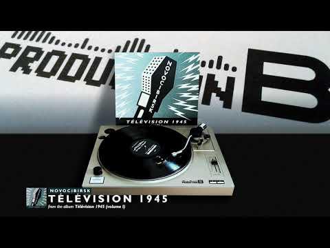 NOVOCIBIRSK - Télévision 1945