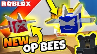 *NEW CODES* CRIMSON & COBALT BEES, NEW ITEMS, MORE TICKETS!! (Roblox Bee Swarm Simulator)