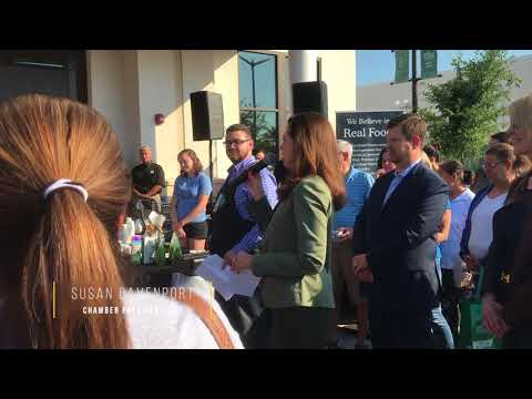Ceremony marks opening of Whole Foods in Gainesville