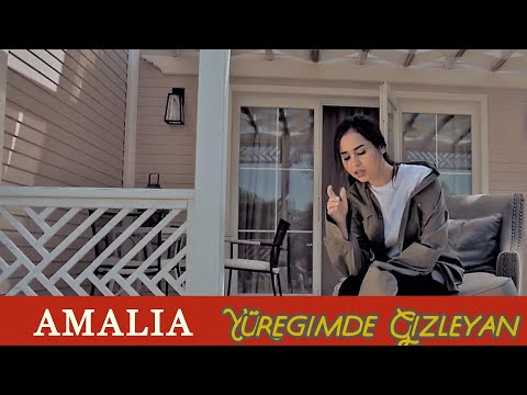 Amalia - Yüregimde Gizleyan (Official HD Video)