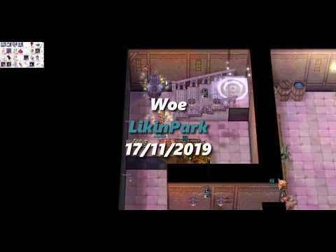 [RAGNAROK] Guillotine Cross Woe LikinPark 17/11/2019 By DestroyerSinxD
