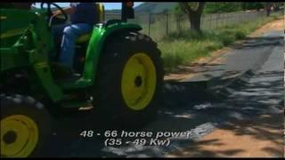 honeycombes john deere 4020 series compact utility tractors