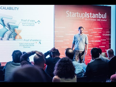 Workshop - Cryptocurrency & Blockchain - Oliver Naegele - Startup Istanbul