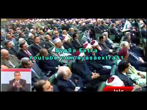 "Egypt's Sisi: Islamic ""Thinking"" Is ""Antagonizing the Entire World"""