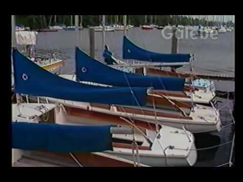 CASTLE HARBOR SALING SCHOOL USA  GALEBE 23 06 1990