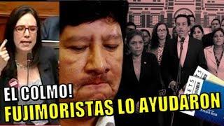 A CAMBIO DE ENTRADAS FUJIMORISTAS BLOQUEARON INVESTIGACION CONTRA EDWIN OVIEDO SEGUN FISCALIA thumbnail