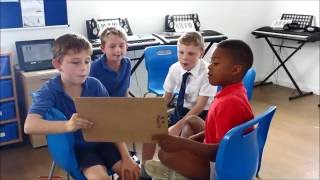 We love learning: Year 4 Music