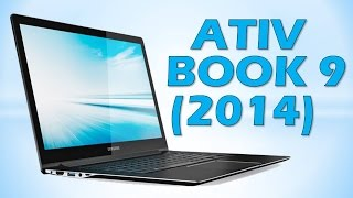 A Look at the Samsung Ativ Book 9 (2014 Edition)