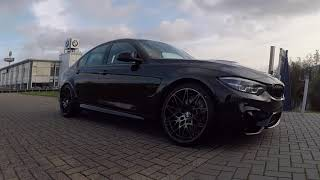 BMW M3 Black Competition Pack - Short Overview