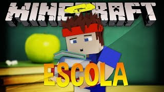 Minecraft na Escola?!