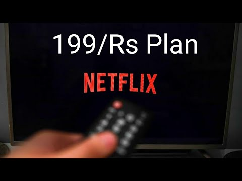 Watch Netflix Mobile Plan On TV / Laptop / PC- 100% Working In 4K , 4screen Supported
