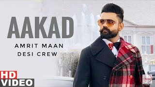 AAKAD Official Video Amrit Maan 1080p Mr Jatt Com#amritmaan