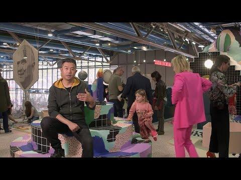 Galerie Party | Entretien avec GGSV & Liu Bolin | Jeune public | Centre Pompidou
