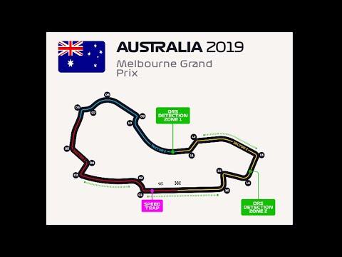 2019 Australian GP(full Race)