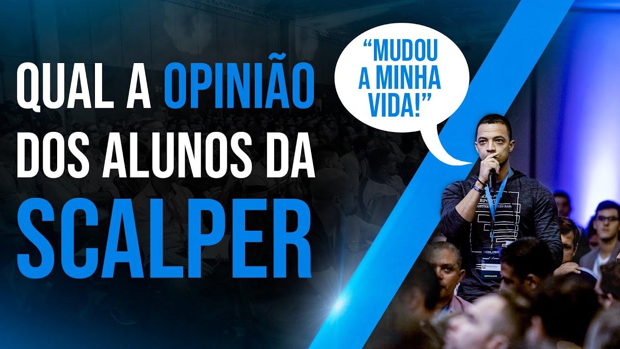 🟢 O QUE OS MEUS ALUNOS ACHAM DOS CURSOS DA SCALPER? | ANDRÉ ANTUNES SCALPER