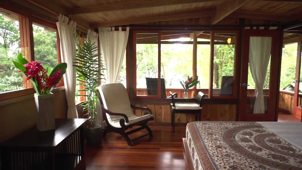 Drake Bay Copa De Arbol Beach Rainforest Resort Costa Rica Video You